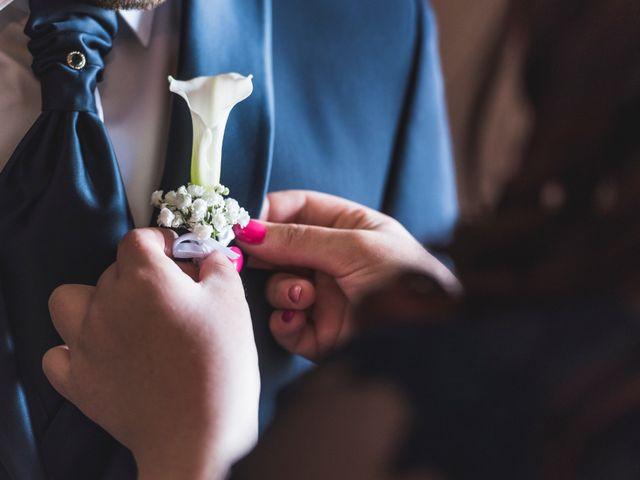 Il matrimonio di Simone e Carola a Piobesi Torinese, Torino 8
