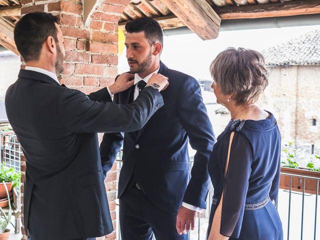 Il matrimonio di Simone e Carola a Piobesi Torinese, Torino 11