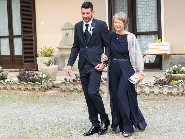 Il matrimonio di Simone e Carola a Piobesi Torinese, Torino 13