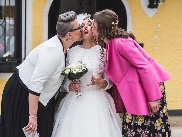 Il matrimonio di Simone e Carola a Piobesi Torinese, Torino 25