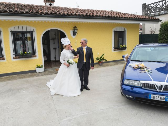 Il matrimonio di Simone e Carola a Piobesi Torinese, Torino 26