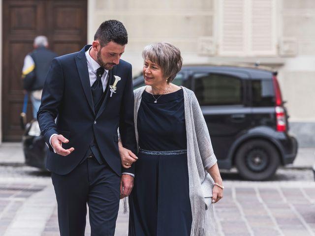 Il matrimonio di Simone e Carola a Piobesi Torinese, Torino 27
