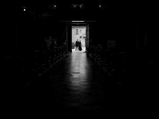 Il matrimonio di Simone e Carola a Piobesi Torinese, Torino 28