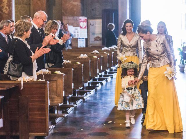 Il matrimonio di Simone e Carola a Piobesi Torinese, Torino 31