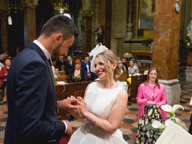 Il matrimonio di Simone e Carola a Piobesi Torinese, Torino 35