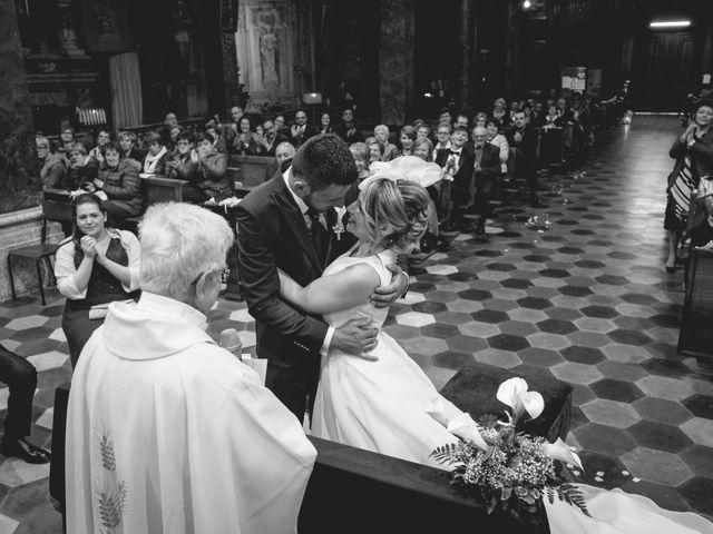 Il matrimonio di Simone e Carola a Piobesi Torinese, Torino 36