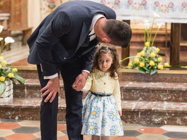 Il matrimonio di Simone e Carola a Piobesi Torinese, Torino 42
