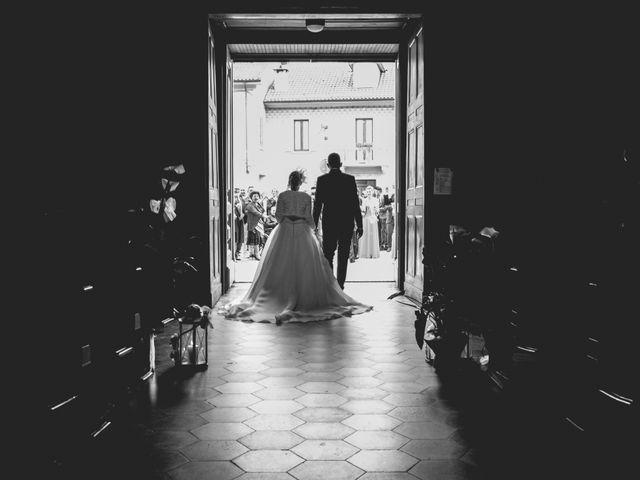 Il matrimonio di Simone e Carola a Piobesi Torinese, Torino 43