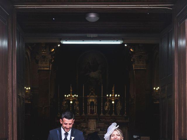 Il matrimonio di Simone e Carola a Piobesi Torinese, Torino 44