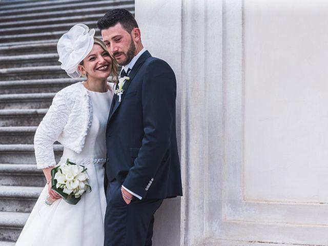 Il matrimonio di Simone e Carola a Piobesi Torinese, Torino 46