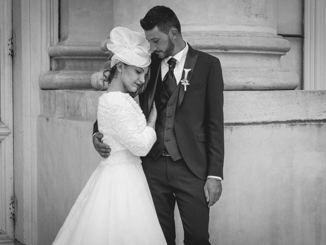 Il matrimonio di Simone e Carola a Piobesi Torinese, Torino 49