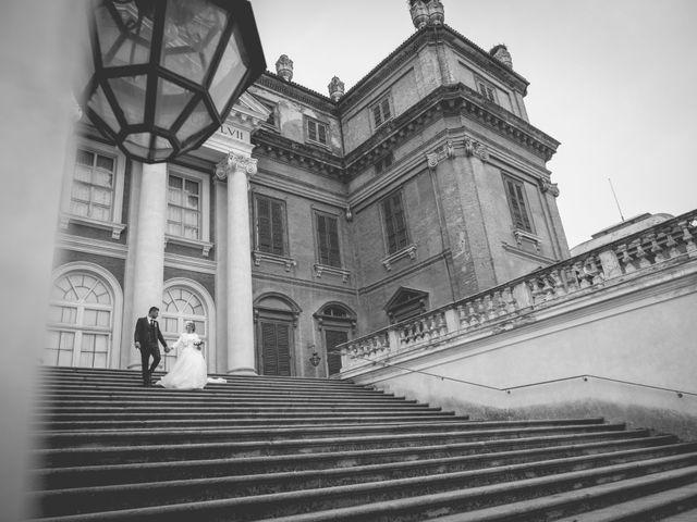 Il matrimonio di Simone e Carola a Piobesi Torinese, Torino 50