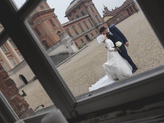 Il matrimonio di Simone e Carola a Piobesi Torinese, Torino 52
