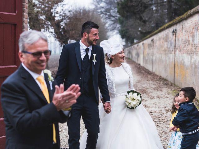 Il matrimonio di Simone e Carola a Piobesi Torinese, Torino 54