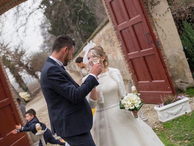 Il matrimonio di Simone e Carola a Piobesi Torinese, Torino 55