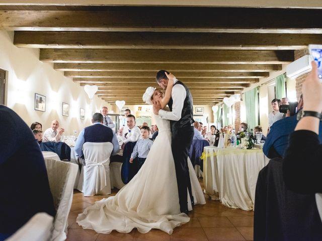 Il matrimonio di Simone e Carola a Piobesi Torinese, Torino 59