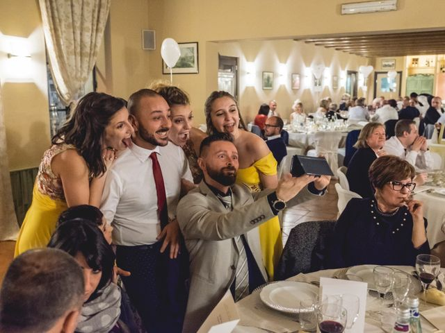 Il matrimonio di Simone e Carola a Piobesi Torinese, Torino 62