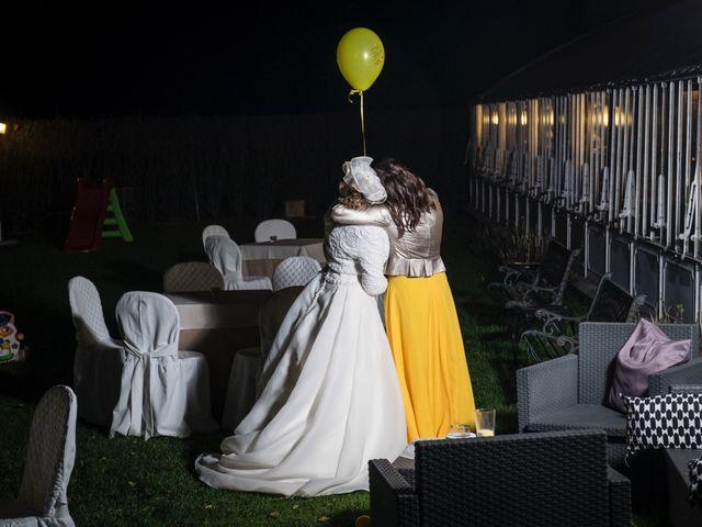Il matrimonio di Simone e Carola a Piobesi Torinese, Torino 64