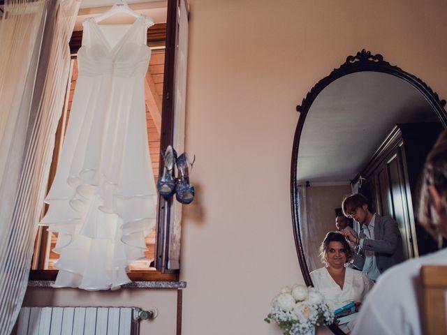 Il matrimonio di Manuel e Cristina a Casale Cremasco-Vidolasco, Cremona 2