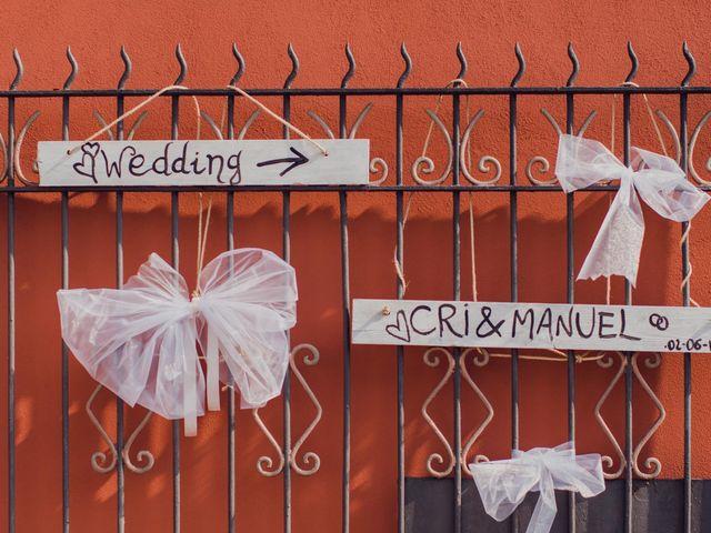 Il matrimonio di Manuel e Cristina a Casale Cremasco-Vidolasco, Cremona 7
