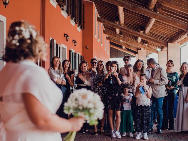 Il matrimonio di Manuel e Cristina a Casale Cremasco-Vidolasco, Cremona 28