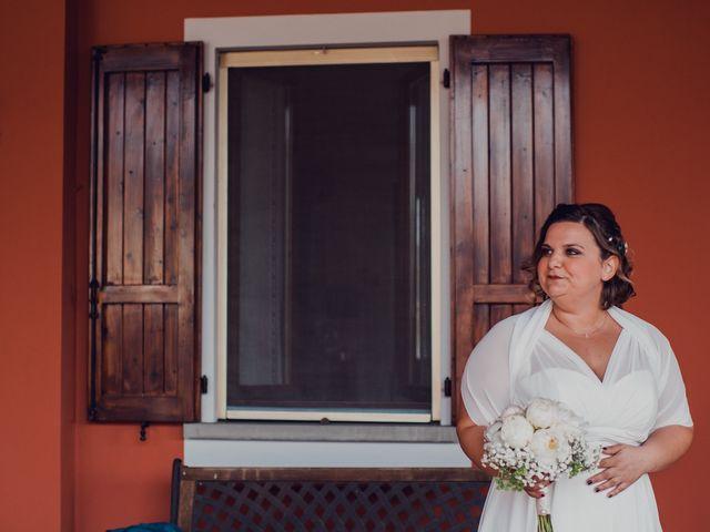 Il matrimonio di Manuel e Cristina a Casale Cremasco-Vidolasco, Cremona 29
