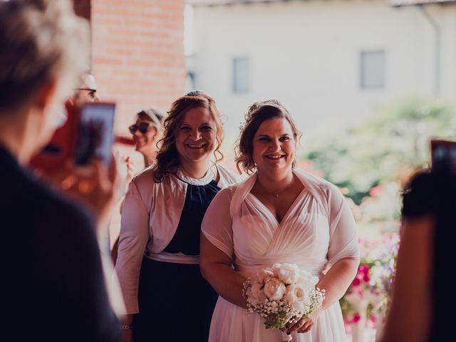 Il matrimonio di Manuel e Cristina a Casale Cremasco-Vidolasco, Cremona 30