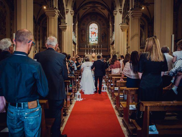 Il matrimonio di Manuel e Cristina a Casale Cremasco-Vidolasco, Cremona 36