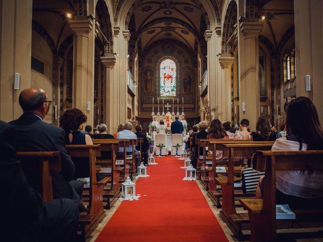 Il matrimonio di Manuel e Cristina a Casale Cremasco-Vidolasco, Cremona 42
