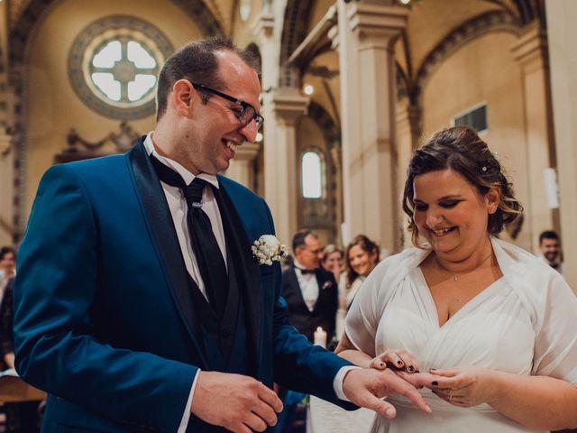 Il matrimonio di Manuel e Cristina a Casale Cremasco-Vidolasco, Cremona 45