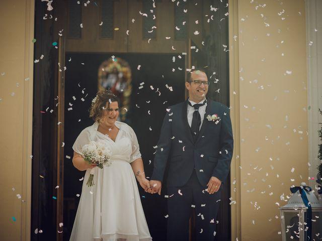 Il matrimonio di Manuel e Cristina a Casale Cremasco-Vidolasco, Cremona 52