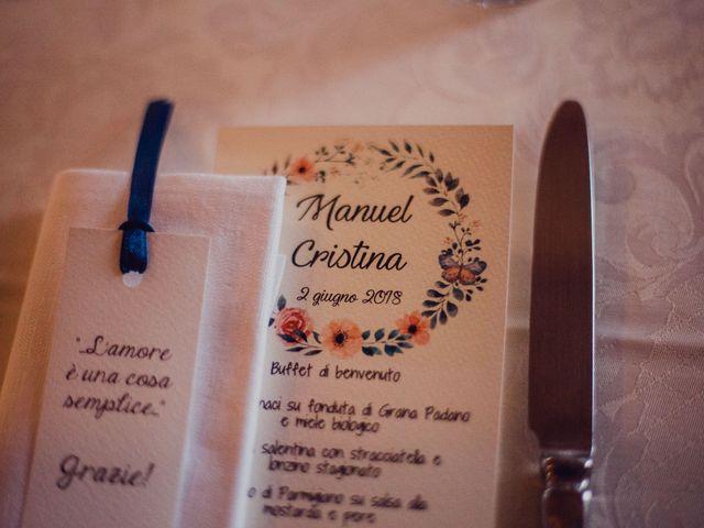Il matrimonio di Manuel e Cristina a Casale Cremasco-Vidolasco, Cremona 55