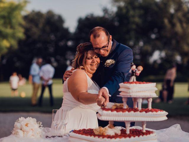 Il matrimonio di Manuel e Cristina a Casale Cremasco-Vidolasco, Cremona 87
