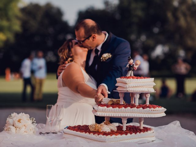 Il matrimonio di Manuel e Cristina a Casale Cremasco-Vidolasco, Cremona 88