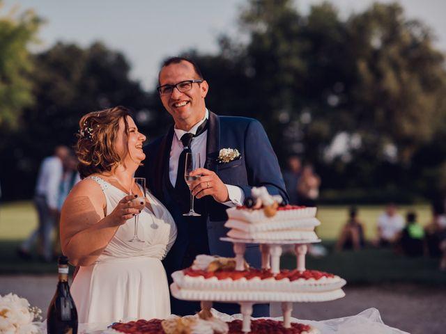 Il matrimonio di Manuel e Cristina a Casale Cremasco-Vidolasco, Cremona 90
