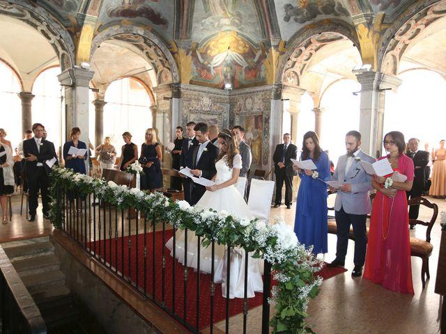 Il matrimonio di Andrea e Valentina a Milano, Milano 10