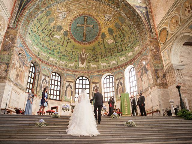 Il matrimonio di Federico e Valentina a Ravenna, Ravenna 13