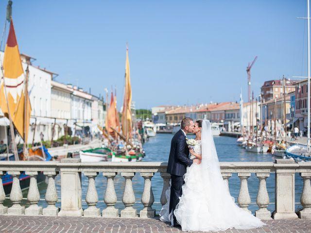 Il matrimonio di Federico e Valentina a Ravenna, Ravenna 21