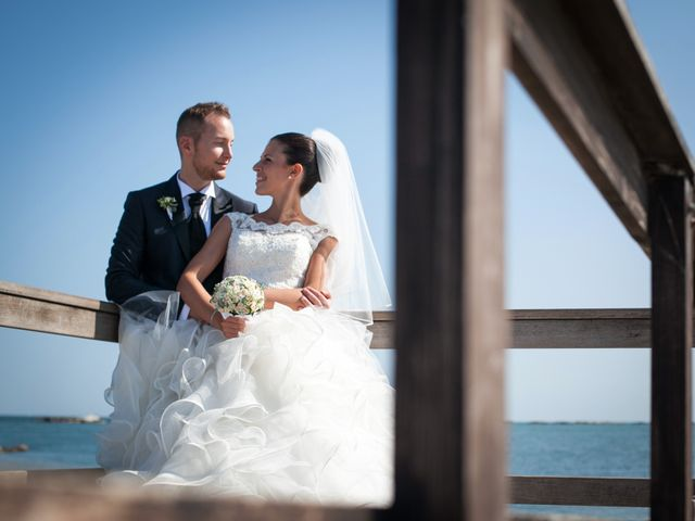Il matrimonio di Federico e Valentina a Ravenna, Ravenna 23