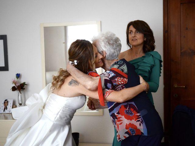 Il matrimonio di Andrea e Giulia a Firenze, Firenze 18