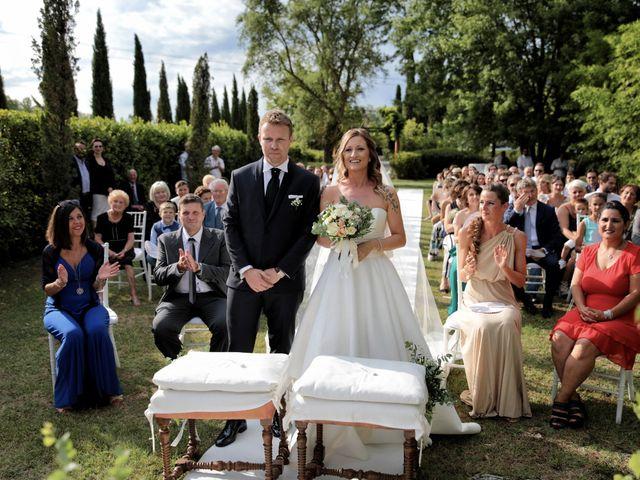 Il matrimonio di Andrea e Giulia a Firenze, Firenze 33