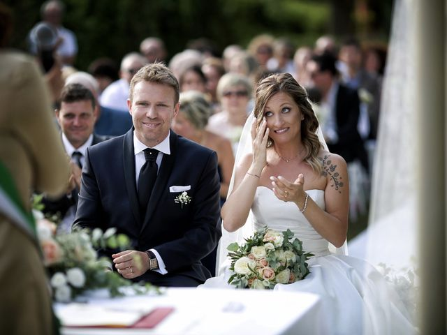 Il matrimonio di Andrea e Giulia a Firenze, Firenze 45