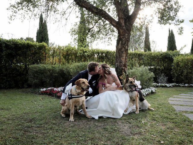 Il matrimonio di Andrea e Giulia a Firenze, Firenze 51