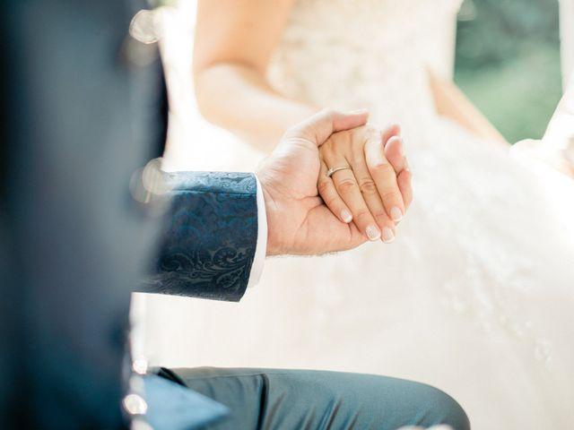 Le nozze di Elena e Romano