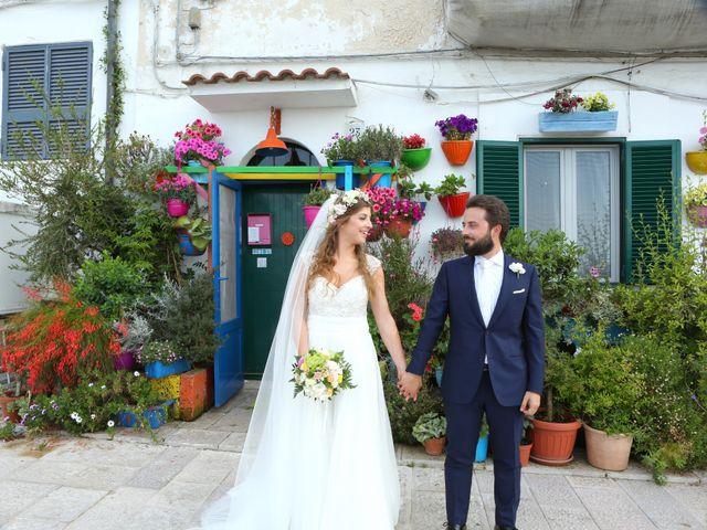 le nozze di Irene e Nico