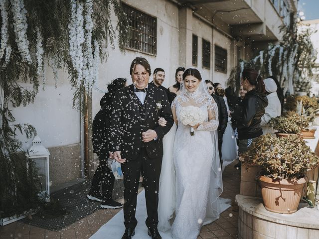Il matrimonio di Concetta e Emanuele a Napoli, Napoli 21