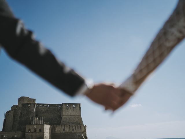 Il matrimonio di Concetta e Emanuele a Napoli, Napoli 36