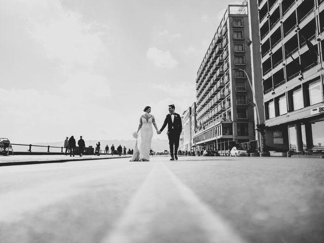 Le nozze di Emanuele e Concetta