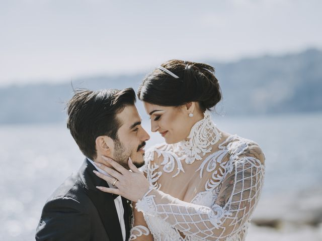 Il matrimonio di Concetta e Emanuele a Napoli, Napoli 37