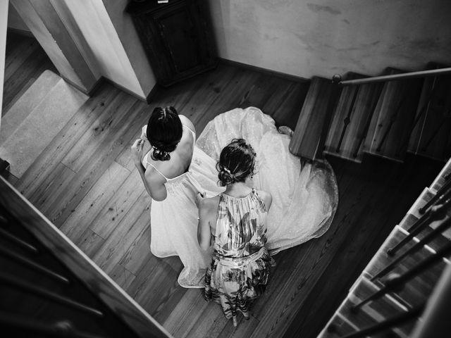 Il matrimonio di Niccolò e Annalisa a Bodio Lomnago, Varese 16
